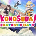 Free KonoSuba: Fantastic Days Hack and Cheat Software for Android and iOS No Survey